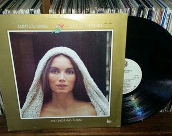 Emmylou Harris Light Of The Stable Vintage Vinyl Record