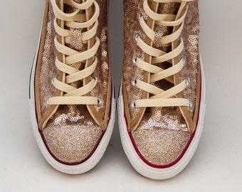 Custom | Add Glitter to the toes of your shoes