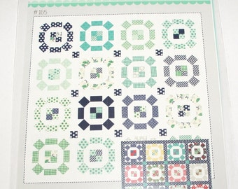 Puddle Jumping Quilt pattern Thimble Blossom