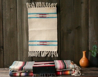 Vintage Tribal Weaving Bohemian Decor For Wall or Table From Nowvintage on Etsy