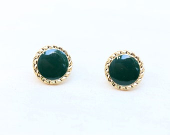 Green Rope Studs