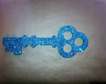 """Any color. Giant 16"""" key for new home, key to the city, photo prop, etc."""
