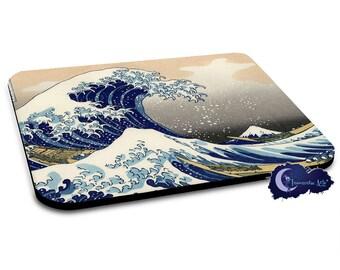 The Great Wave of Kanagawa Art Mousepad
