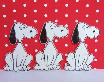 Snoopy Cake Toppers Etsy