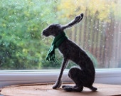 Needle Felted Hartley Hare