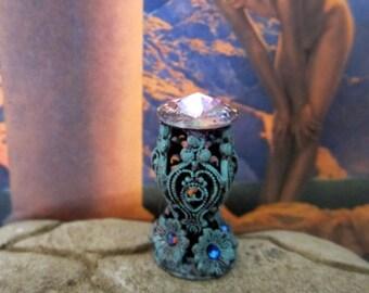 Magical Fairy Catcher dollhouse miniature, Fae, Garden, fairey, fairies, fairy garden in 1 12 scale