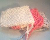 Handmade Soap Saver, Crocheted, Cotton, Abbotsford, BC, Canada