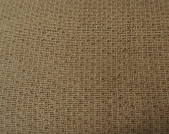 Flax -  Felted Wool Fabric Yard in 100% Wool Perfect for Rug Hooking, Quilting, Sewing, and Applique by Quilting Acres