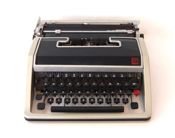 Big Sale Olivetti Lettera DL Typewriter Design Ettore Sottsass