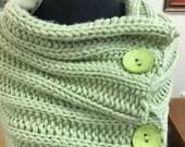 Light Green Cowl