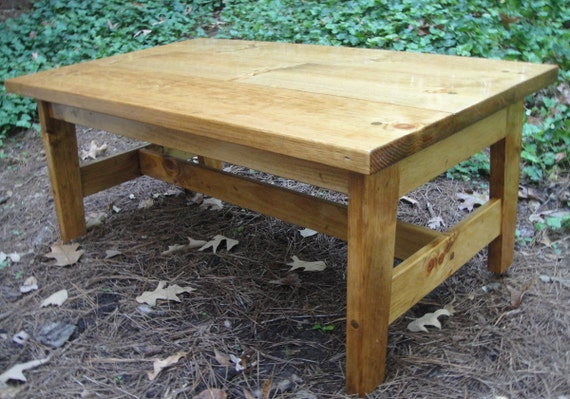 Coffee Or End Tables Knotty Pine Gt Style In Multiple Widths
