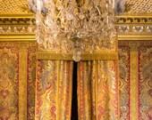 Versailles Photo Royal Bed Paris France King Louis xvi 16th Bedroom Decor Photograph Wall Art Home Decor par191