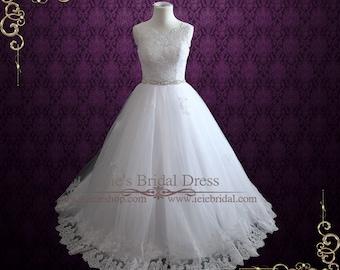 Fairy wedding dress etsy lace wedding dress princess wedding dress ball gown wedding dress fairy wedding dress junglespirit Image collections