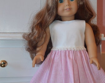 American girl doll dress jacket purse 18 inch doll clothes