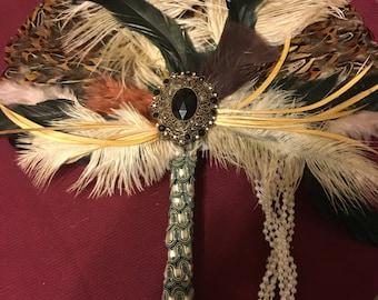 Custom Renaissance Style Fan