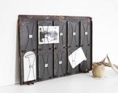 Vintage Mccaskey Receipt Clipboard | Industrial Decor