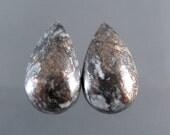 Rare Nickelite Designer Cabochon SALE 25% Off