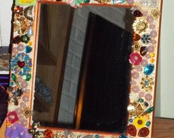 decorated Jewelry Mirror