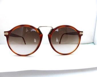 90s Hugo Boss/Carrera   Designer Eyeglasses / Off Round lens high Optical quality designer frames 5151 /Austria