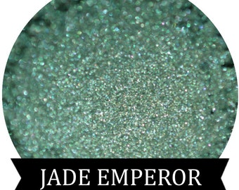 JADE EMPEROR Shimmery Green Eye Shadow