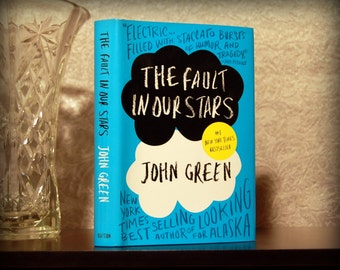 Hollow Book Safe (The Fault in Our Stars)