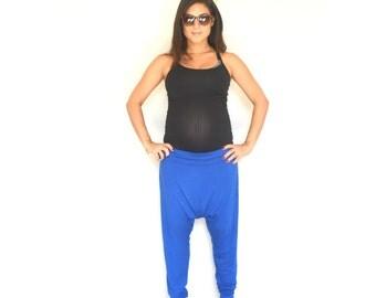 Gypsy pants, Yoga gypsy pants, Drop crotch pants, Baggie pants, Long Gypsy pants, Harem pants, plus size gypsy pants, long baggie pants