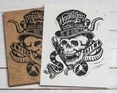 Hooligan Social Club - Block Print