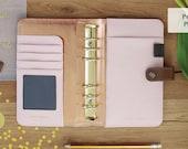 SALE Walnut Webster's Pages Color Crush Personal Binder Only • Brown Binder