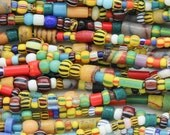 African Christmas Beads - Large 3-6mm (AT105)