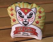 Catnip Toy - El Gato the Kitty Luchador