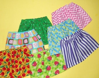18 inch doll clothes made to fit dolls such as American Girl, Skirt Birthday Party Pack Favors 2.50 EACH