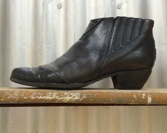 1980's, shoe booty, size 7 1/2