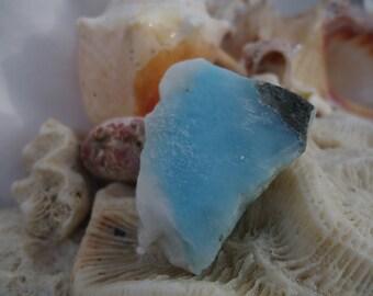 Larimar Slab #95 - Atlantis, Reiki Healing Stone