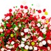 Santa's Cocoa 6oz. Candyfetti™ Candy Confetti Sprinkles