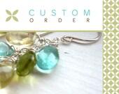 Custom Order from Kim Farmer