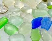 Sea Glass from Hawaii 50 SALE! COBALT! CORNFLOWER! Hawaiian sea glass 33 dollars in my Etsy shop Hawaiian Sea Glass! Bulk Sea Glass!