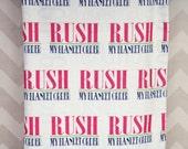 RUSH FEE for Blankets