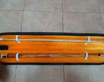 Vintage Pool Cue / Stick - Billiards Cue / Stick With Case