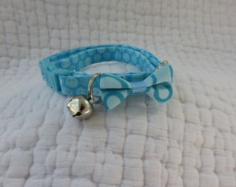 Cat Breakaway Collar Custom Made
