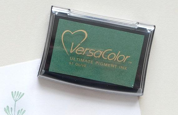 Ink Pad VersaColor Olive No.61