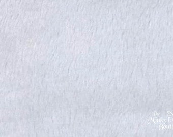 Minky Smooth Cuddle - Platinum
