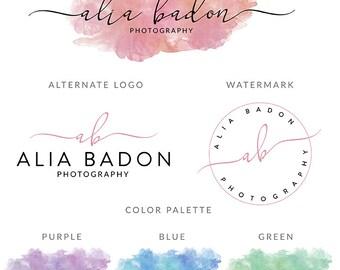 Business Branding, Branding, Branding Package, Branding Logo, Branding Design, Photography Branding, Logo Branding, Watercolor, Logo, .