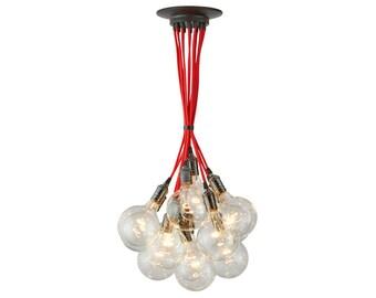 custom color 14 pendant light chandelier new led bulbs modern style lighting custom chandelier pendant lights hanging lights chandelier pendant lighting
