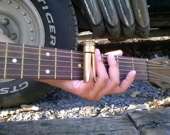 50 Caliber bullet shell guitar slide- Version 3