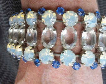 SORRELL bracelet  fabulous Couture One Of A Kind  SORRELL ORIGINALS Runway  Bracelet  made by  Robert Sorrell