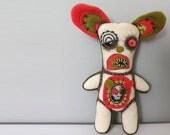 Horror Doll Zombie Doll Rancid Rabbit Plush Creepy Dolls