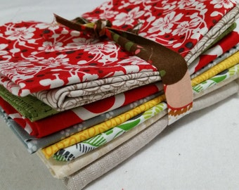Destash/stash builder fabric bundle #018