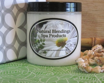 CHAMPAGNE SUGAR  Whipped Body Parfait Natural Blendings Most Popular Product  Made to Order Custom Fragrance 8 OZ jar