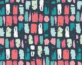 Art Gallery Fabric's, Lavish by Katarina Roccella, Aged Strokes (Gloss) 1 yard