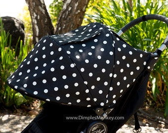 Custom Baby Jogger City Mini GT canopy Replacement or Cover